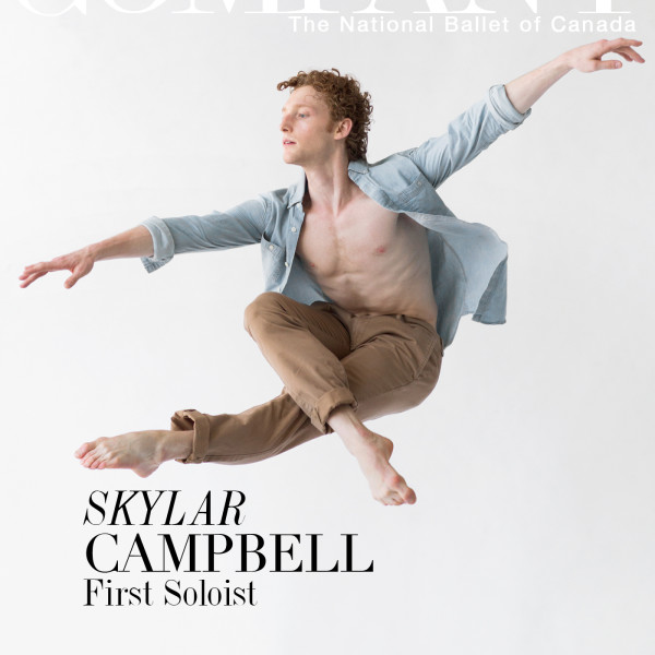 Skylar Campbell, First Soloist