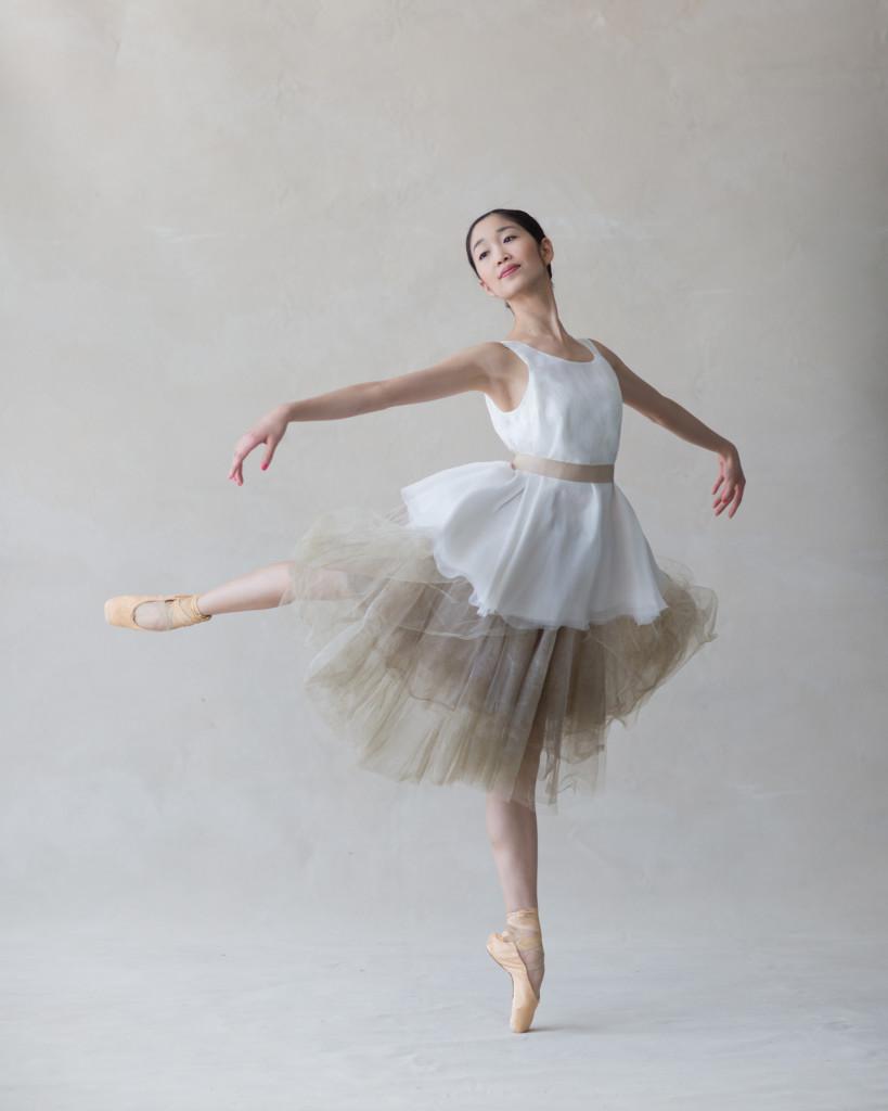 Miyoko Koyasu, Corps de Ballet