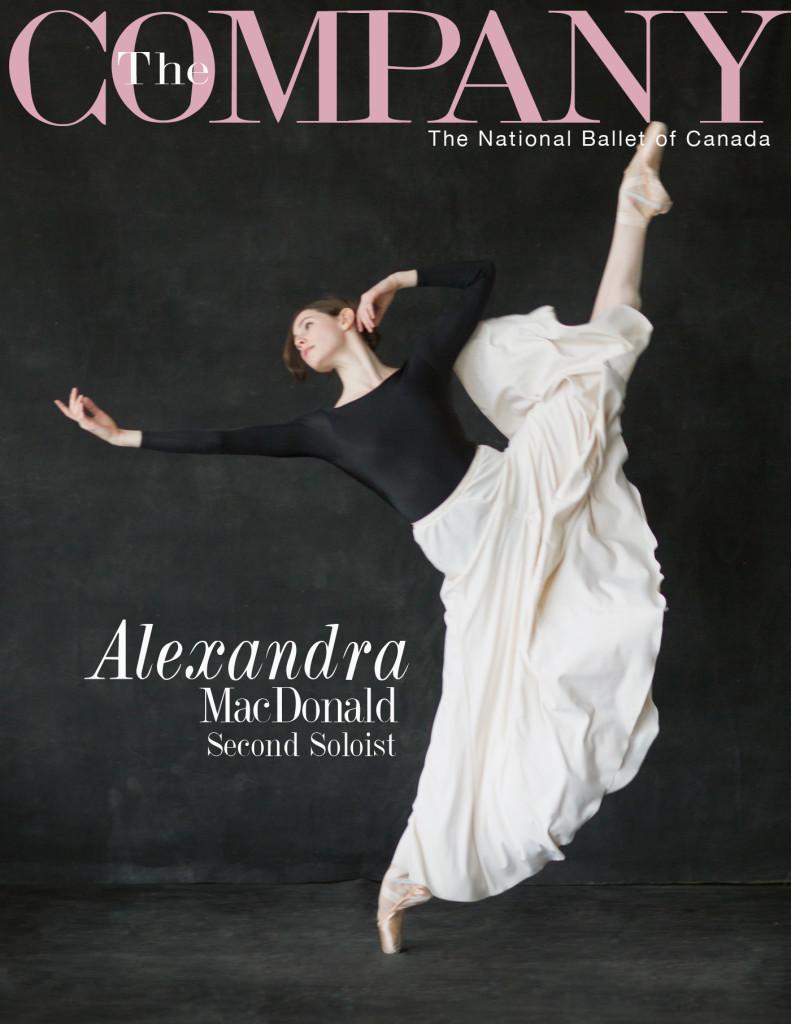 Alexandra MacDonald, Second Soloist