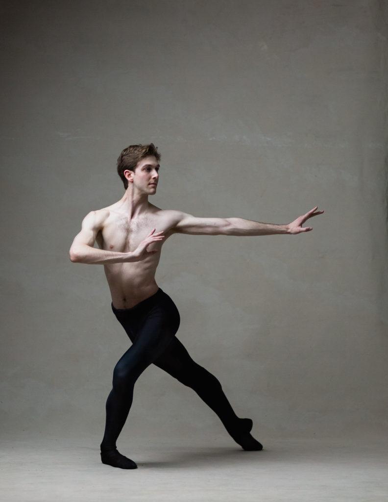 Trygve Cumpston, Corps de Ballet