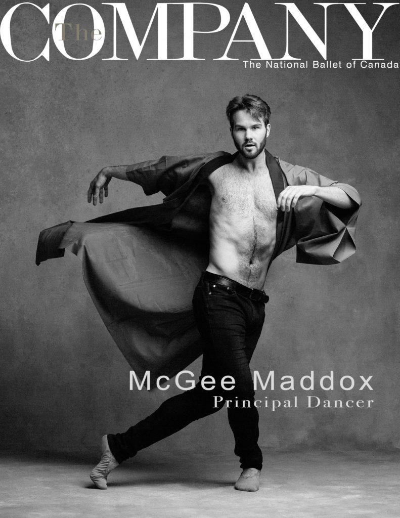 McGee Maddox, Principal Dancer