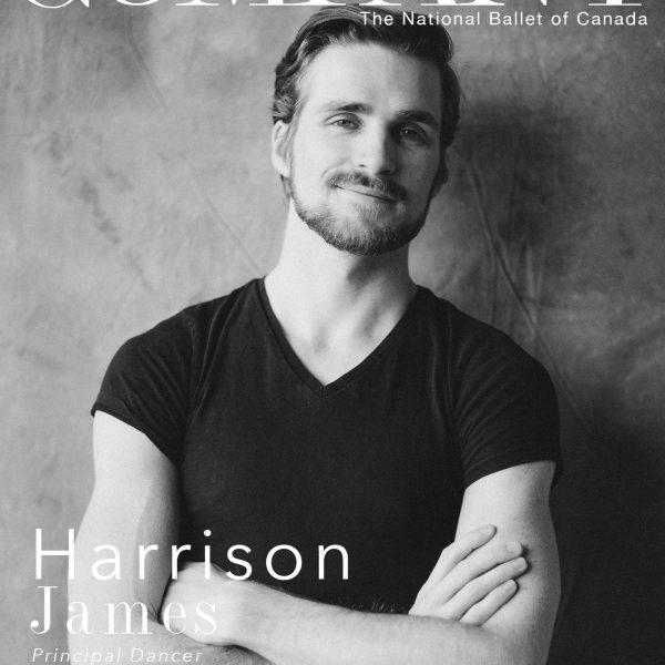 Harrison James