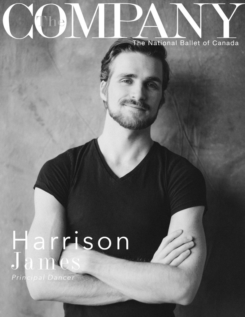 Harrison James, Principal Dancer