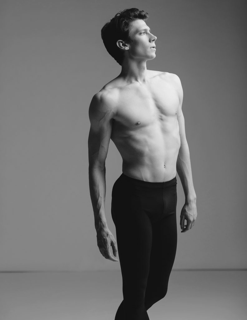 Brendan Saye, Second Soloist