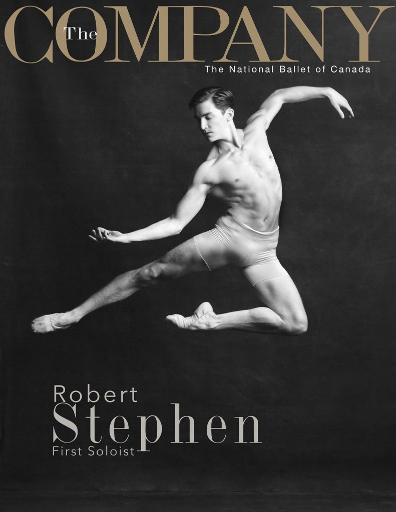 Robert Stephen, First Soloist