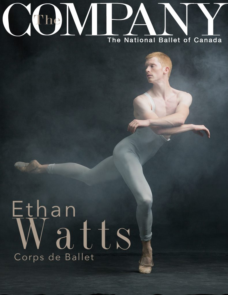 Ethan Watts, Corps de Ballet