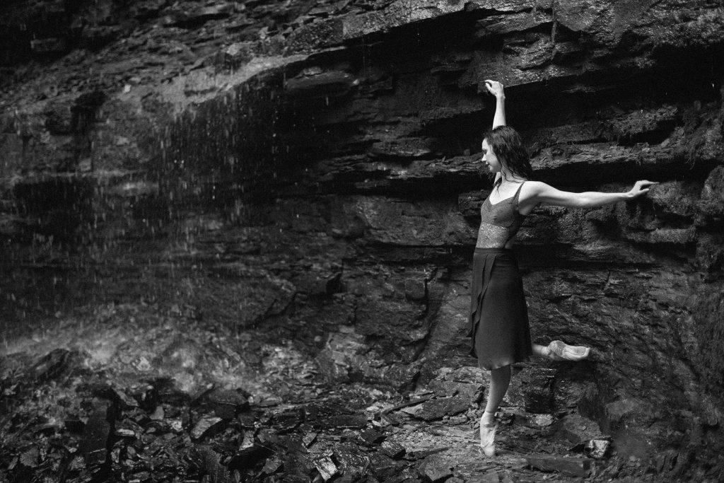 Jillian Vanstone, Principal Dancer