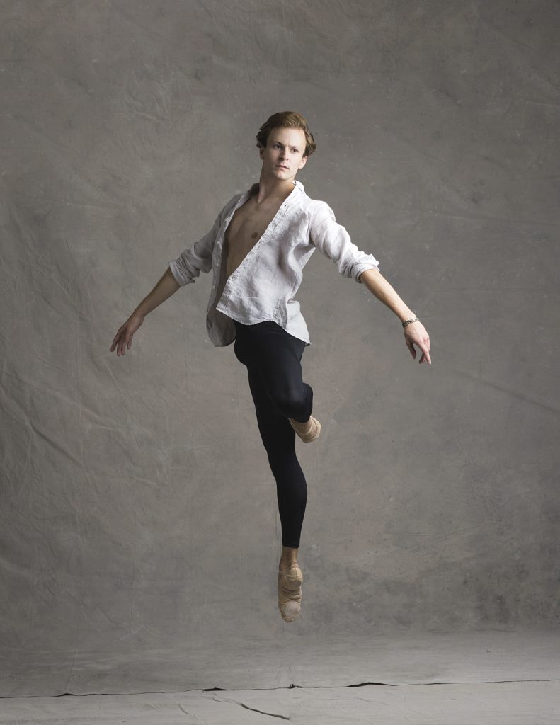 Donald Thom, Second Soloist
