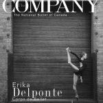 Erika Delponte, Corps de Ballet