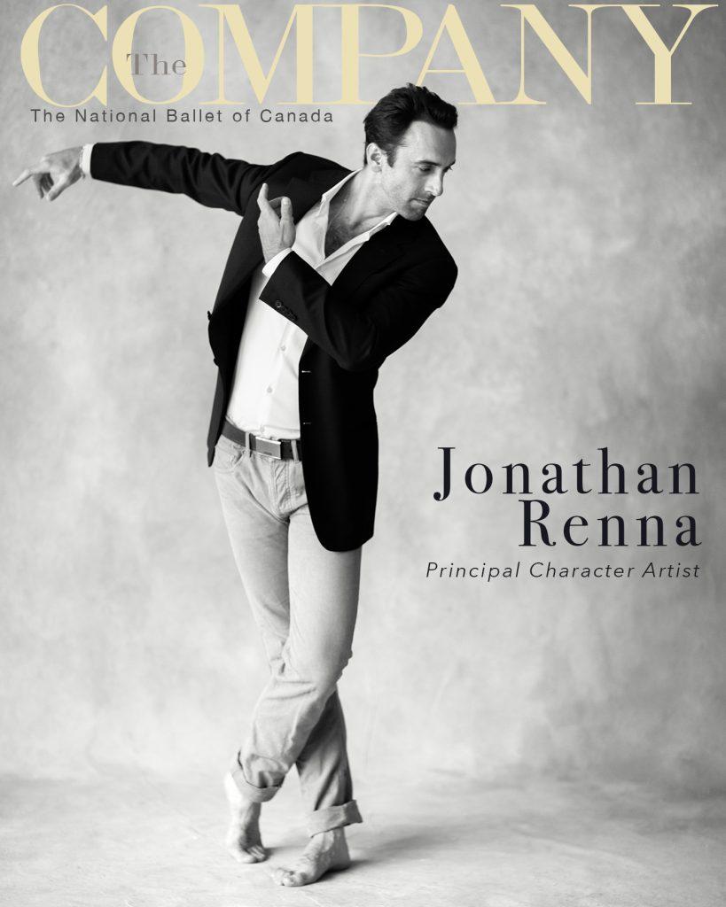 Jonathan Renna, Principal Character Artist
